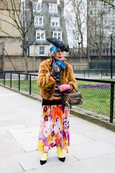anna piaggi, fashion legend, style icon, netrobe