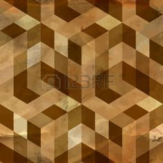 2d optical illusion cube gfx