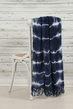 Tie Dye Throw 140x180cm