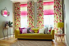 Impasto: живописные штрихи и яркие цветочные мотивы от Harlequin.