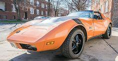 1973 Chevrolet Corvette LS1 Restomod