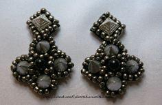Cercei handmade unicat, by colierehandmade, 20 Lei Detail, Earrings, Handmade, Jewelry, Fashion, Ear Rings, Hand Made, Jewlery, Moda