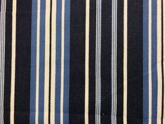 Traditional ticking fabric in a few stripes, softer in texture with a herringbone weave. Ticking Fabric, Closer To Nature, Ticks, Soft Furnishings, Weaving, Stripes, Texture, Bedroom, Architecture