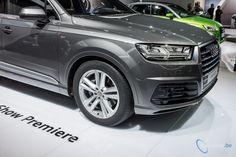 Live in Brussel 2015: Audi Q7