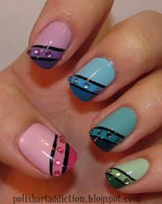 Polish Art Addiction: cult nails
