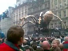 La Machine - Big Spider -YouTube