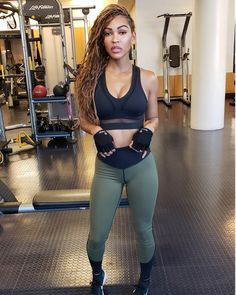 Meagan Good If you are looking for hairstyles that can cause you to comfortable while Black Girl Magic, Black Girls, Personal Trainer, Megan Good, Crossfit, Neutral Makeup Look, Fitness Motivation, Monday Motivation, Fitness Goals