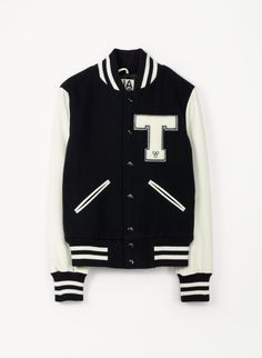 TNA Spee Varsity Jacket - some get me this jacket NOW Swag Outfits, Winter Outfits, Summer Outfits, Swag Style, My Style, Hoodies, Sweatshirts, Sweater Hoodie, Baseball Clothes