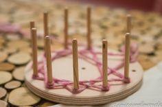 Matemáticas vivas: la rueda Waldorf de multiplicación | De mi casa al mundo