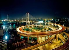 Nanpu Bridge (Shanghai, China)
