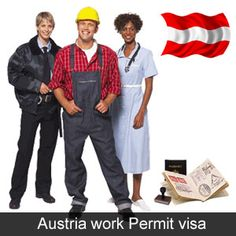 Make an hassle-free #Migration to Austria with #Austria #WorkPermit... Check out how it possible...