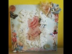 All Occasions Scrapbook - pt 1 - only baby girl and baby boy pages