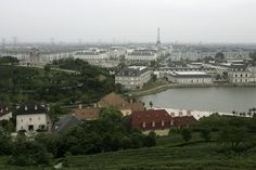 """Replica of Paris in China becomes ghost town Reuters' photographer Aly Song captures a knock-off Paris in Tianducheng, China. Developed by Zhejiang Guangsha Co. Ltd., construction in Tianducheng began in 2007 with a scaled replica of the Eiffel Tower standing at 108 metres (354 ft) and Parisian houses. Although designed to accommodate at least ten thousand people, Tianducheng remains sparsely populated and is now considered a """"ghost town"""", according to local media. (Reuters)"""