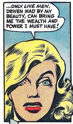 Find images and videos about love, vintage and retro on We Heart It - the app to get lost in what you love. Old Comics, Comics Girls, Vintage Comics, Funny Comics, Roy Lichtenstein, Comic Books Art, Comic Art, Book Art, Vintage Pop Art