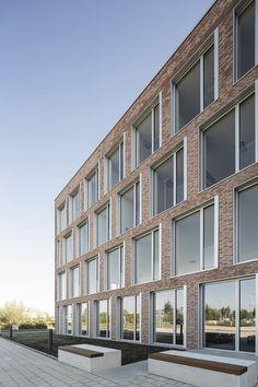 Apotheker-Ensemble - Bürogebäude in Münster