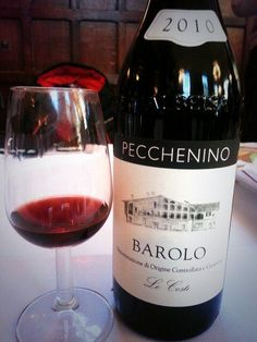 Fab Barolo Pecchenino Le Coste 2010 to match the #parma ham @Vinoteca2015 sweet spice & raspberry hints #wine #Italy