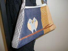 owl handbag, adorable