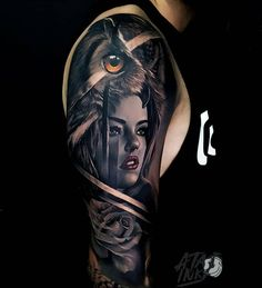 """8,033 Likes, 34 Comments - Tattoo Realistic (@tattoorealistic) on Instagram: """"Sick pieces by @ata.ink from Kuta, Indonesia"""""""
