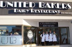 @UnitedBakersTO: Toronto's Oldest Restaurant is Connected with its Customers