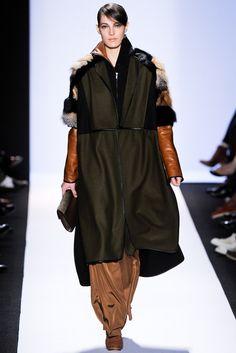 BCBG Max Azria Fall 2012 Ready-to-Wear Fashion Show - Othilia Simon