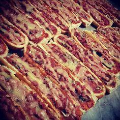 Baghete pizza