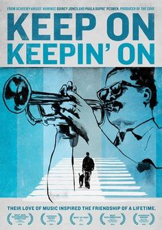 Jazz documentary Keep On Keepin' On won the audience prize for music film