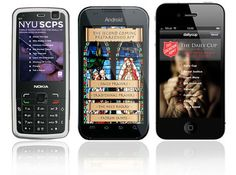 Mobile application development. Create iPhone and mobile apps | Magmito