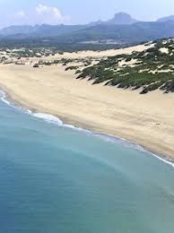 Il deserto sul mare: Piscinas, Sardegna, Sardinia