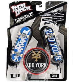 Tech Deck Throwbacks [Zoo York] lol made me think of throwback Thursday Tech Deck, Nyc Underground, Soul Artists, Cool Tech, York, Throwback Thursday, Kids, Skateboarding, Skating
