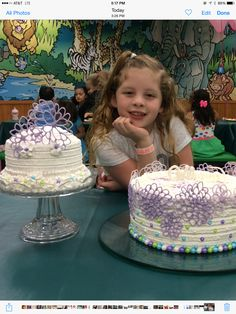 Allison's Birthday Cake