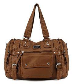 Amazon.com  Scarleton Soft Barrel Shoulder Bag H148524 - Ash  Clothing c43d6f5d17ed0