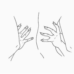 . . .💎 @RealBratzQueen🍍for more (re-pin) . .🍓 Minimalist Drawing, Minimalist Art, Sexy Drawings, Art Drawings, Stylo Art, Mode Poster, Erotic Art, Love Art, Art Inspo