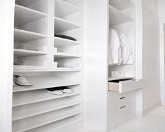 Ideal walk in closet begehbarer Kleiderschrank