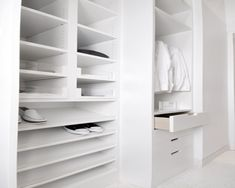 walk in closet - begehbarer Kleiderschrank