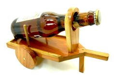 Beer Caddy, Driftwood Lamp, Wine Rack Wall, Woodturning Tools, Scrap Wood Projects, Wood Turning, Pallet, My House, Design
