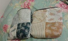 Taštičky ruční patchwork