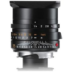 The Summilux-M 35mm f/1.4 ASPH. lens is a versatile world class wide angle lens…
