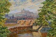, Prague, Painting, Design, Art, Art Background, Painting Art, Kunst, Paintings