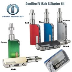 Innokin Cool Fire IV-iSub G Starter kit