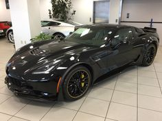 Just Arrived - 2016 Corvette Z06 C7R Special Edition Coupe - #567!