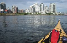 Five Adventures on Canada's West Coast. British Columbia.