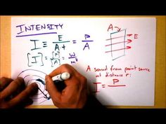 Sound Intensity and Decibels Distinctly Defined - YouTube by Doc Physics