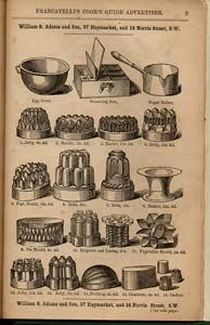 The Cook's Guide and Housekeeper's Butler's AssistantWelcome to the Cook's Guide a site brimming with historical recipes and household management wisdom imparted by a celebrity chef of his time Charles Elme Francatelli.