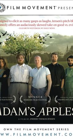 Directed by Anders Thomas Jensen.  With Ulrich Thomsen, Mads Mikkelsen, Nicolas Bro, Paprika Steen. A neo-nazi sentenced to community service at a church clashes with the blindly devotional priest.