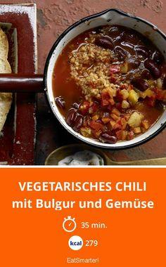 chili con carne for de vilde