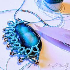 Tatting Blog do Yarnplayer