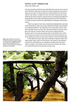New Treehouses of the World (book), 1 | Roderick Romero | Flickr