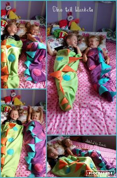 dinosaur tail. Dino cuddle bag. kids cuddle sack. kids blanket bag. Fleece Dinosaur. Fleece Dino blanket. Cuddle sack. by StitchedbyJewelz on Etsy