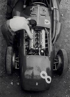 Grand Prix of France, Reims (Ferrari 553)