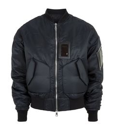 Juun J Oversized Pocket Bomber Jacket | Harrods